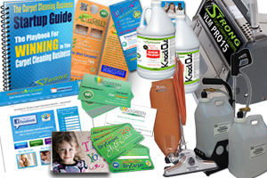 The Carpet Cleaning Business Represents A Huge And Continually Growing Market